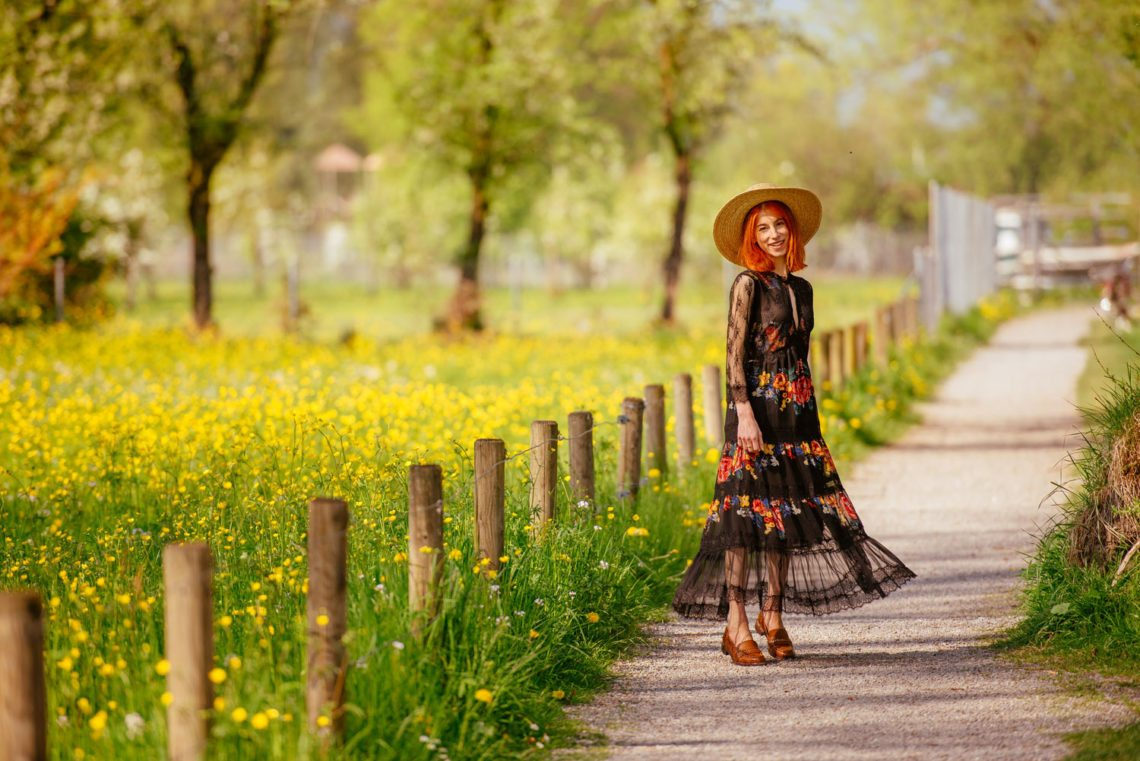 Michaelablog-Topshop-Black-Flower-Long-Dress-Summer-Outfit-Streetstyle-Swiss-Blogger-Schweizer-Modeblog-slider
