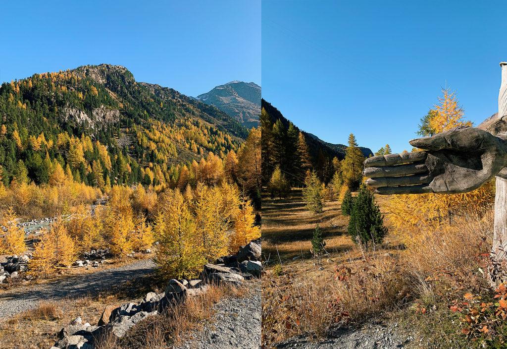 12-Waldhaus-Sils-Herbstwanderung-Engadin-1024x704 Waldhaus Sils – Herbstliches Wander- und Wellnesswochenende