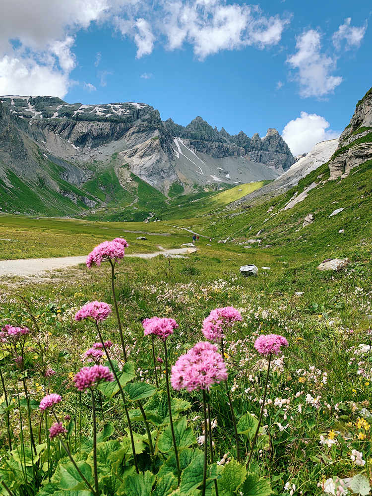 LAAX-Sommer-Wandern-Naturellymichaela_17 Summer in Grisons: Nature, adventure & Greenstyle in the most beautiful mountain region