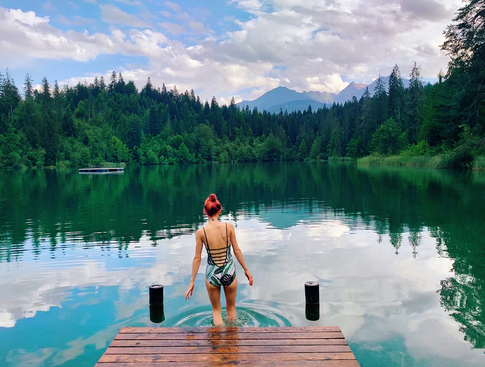 LAAX-Sommer-Wandern-Naturellymichaela_220 Summer in Grisons: Nature, adventure & Greenstyle in the most beautiful mountain region