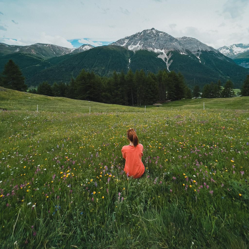 Engadin-St.Moritz-40 Sommer im Engadin - Entdecke Facetten von Geschichte, Einfachheit & Luxus